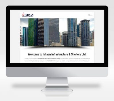 Ishaan Infrastructure & Shelters Ltd